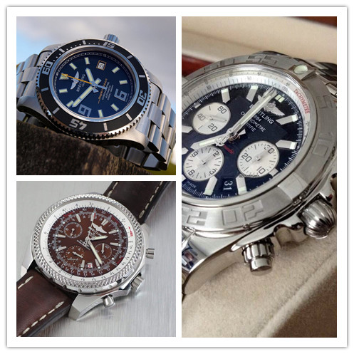 Swiss Breitling Replica launches the Global Aviation Special Edition Chronograph