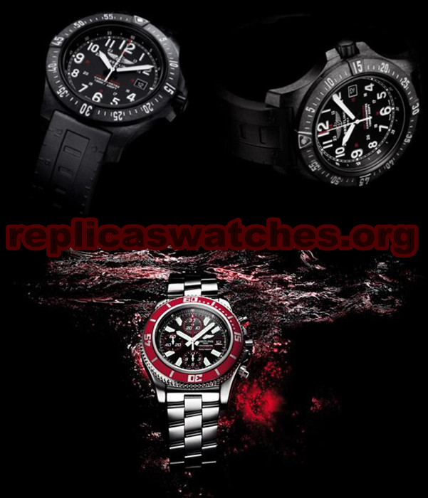 New Series Of New Breitling Watches From Different Series